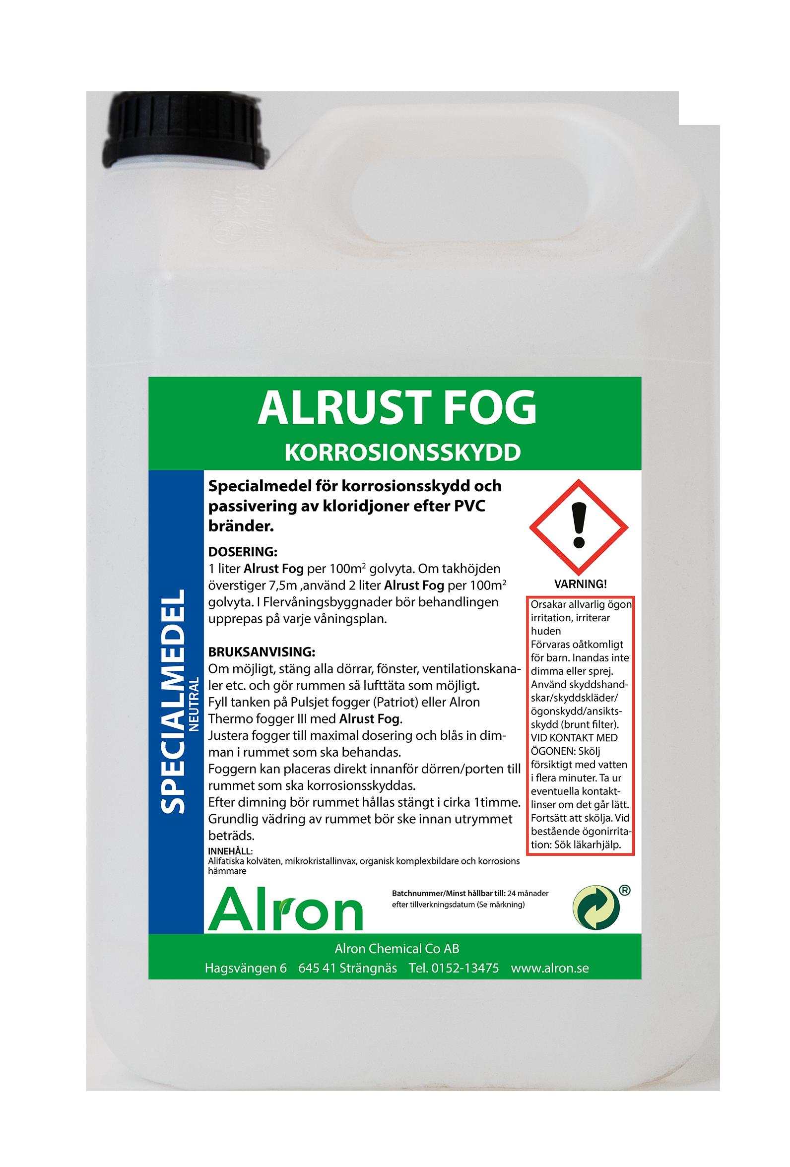 Alrust-Fog